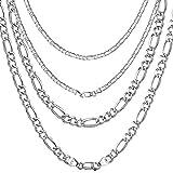 2 Mm sólido de plata esterlina 925 Italiana Serpiente eslabón de la Cadena Collar Pulsera Tobillera