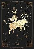 Tauro: Cuaderno de notas | Signo de Horóscopo de Tauro | 120 páginas rayadas | Diseño elegante