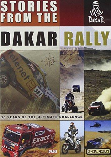 Stories Of The Dakar Rally [DVD]