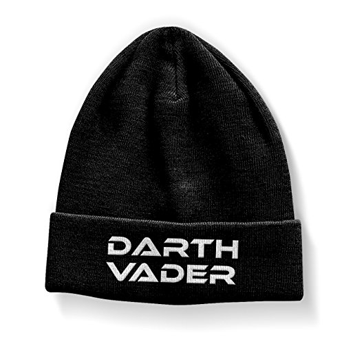 Star Wars Officiellement Marchandises sous Licence Darth Vader Bonnet (Noir)