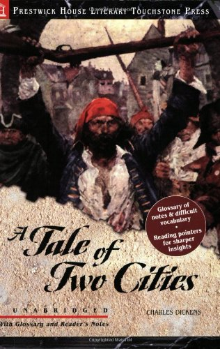 Compare Textbook Prices for A Tale of Two Cities - Literary Touchstone Edition  ISBN 9781580495974 by Charles Dickens