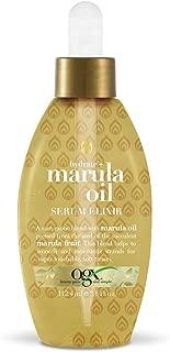 OGX Hydrate + Marula Oil Serum Elixir, 3.8 Ounce