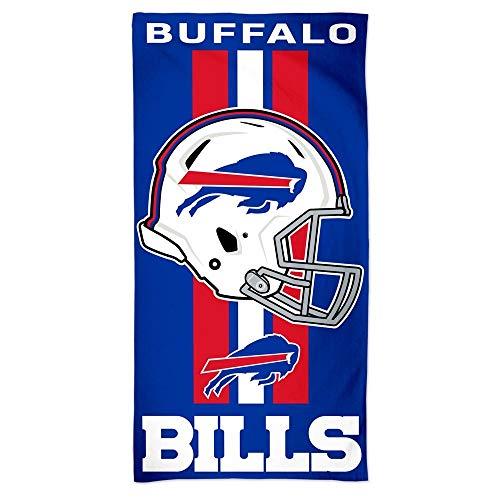 "Wincraft, Buffalo Bills NFL Beach Towel (30""x60"")"