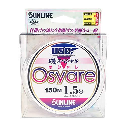 サンライン(SUNLINE)ライン磯スペシャルOsyare150m1.5号