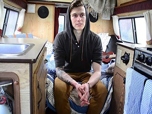 Van Living full time In a 1986 Dodge Ram Camper