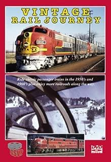 Vintage Rail Journey [DVD] [2010]