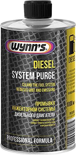 Wynns Traitement système d'injection Diesel System Purge