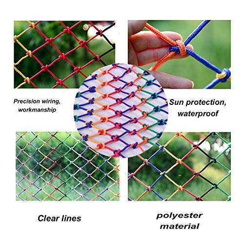 Lowest Price! Safety Net Cat Net Child Protection Net Shatter-Resistant Net Hand-Woven Isolation Rop...