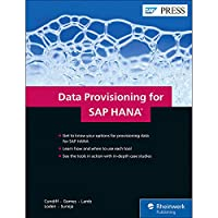 Data Provisioning for SAP HANA Front Cover