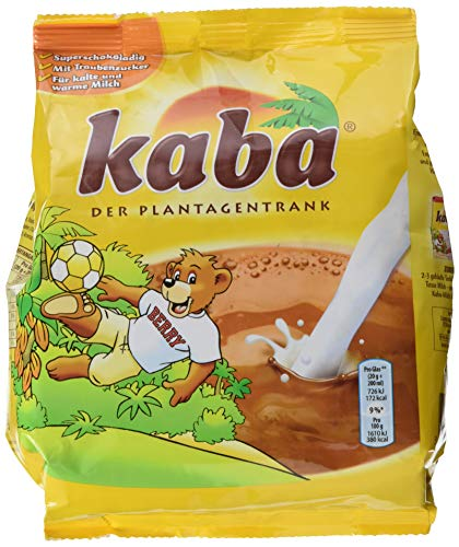 Kaba Kakao im Nachfüllbeutel, Schokolade, 1er Pack (1 x 500 g)