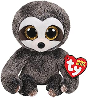 Ty Beanie Boos Dangler - Grey Sloth reg