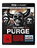 The First Purge (+ Blu-ray 2D)