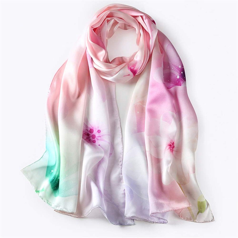 Lady Women Fashion Stylish Soft Scarf Shawl Neck Wrap Headscarf Stole (color   K)