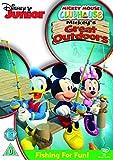 MMCH Mickey's Great Outdoors DVD [Reino Unido]