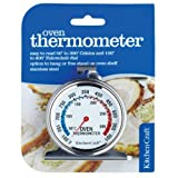 Best Oven Thermometers - KitchenCraft KCOVENTH Oven Thermometer Stainless Steel Review