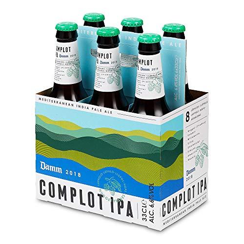 Damm Cerveza Complot, 6 uds