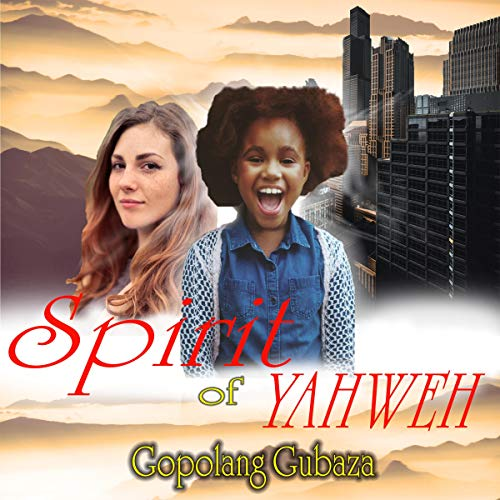 Spirit of Yahweh audiobook cover art