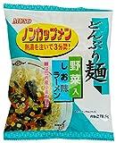 ムソー どんぶり麺・しお味ラーメン 78.5g×4袋