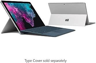 Microsoft Surface Pro 6 Tablet - Intel Core i5-8350U, 12.3-Inch, 256GB, 8GB, Windows 10 Pro, Platinum
