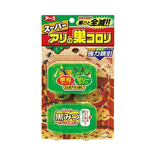 アリ殺虫剤の人気おすすめランキング15選【最強はどれ?室内のアリ退治や小アリ駆除にも】のサムネイル画像
