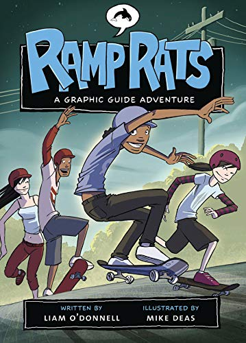 Ramp Rats: A Graphic Guide Adventure (Graphic Guides) (English Edition)
