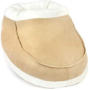 Calentador de pie natural - No requiere electricidad ni USB - Calor instantáneo - Mantiene los pies y los tobillos calientes - Solución a la mala circulación, artritis en los pies - Úselo en casa o tr