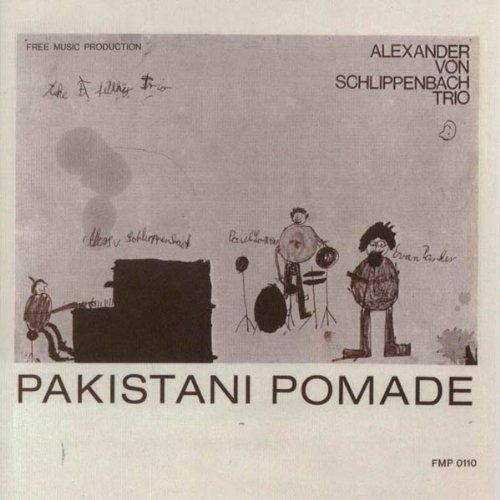Pakistani Pomade: 1972