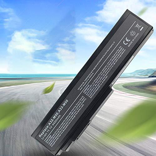 Redcolourful HSW - Batteria per Laptop ASUS N53S N53SV A32-M50 A32-N61 A32-X64 N53 M50s A33-M50 N61J N61D N61VG N61JA N61JV