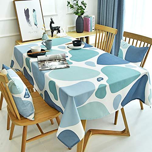 LYDCX Tischdecke Im Nordischen Stil Modernen Minimalistischen Haushalt Rechteckigen Netto Schwarzer Tee Tischdecke Handtuch