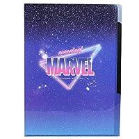 マーベル[5インデックス A4 クリアファイル]ポケットファイル/2021SS MARVEL