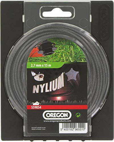 Oregon Nylium 15 m 2,4 mm Blister, 110985E
