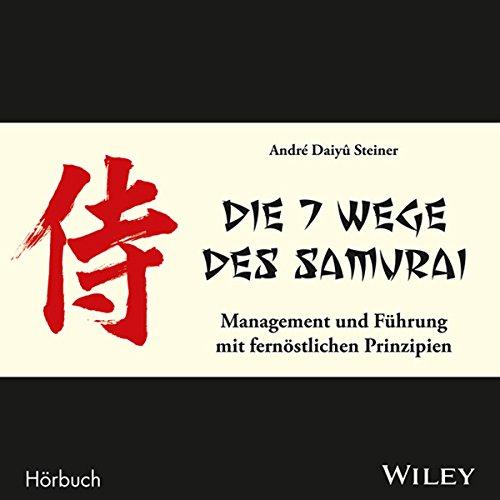 Die 7 Wege des Samurai audiobook cover art
