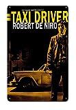 sfasf Taxi Driver Movie Poster Metal Tin Sign Funny Tin