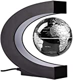 THj Globos para niños, Globo de levitación magnética Flotante, luz, Mapa del Mundo, lámpara de Bola, iluminación, Oficina, decoración del hogar, Globo terrestre, Novedad, lámpara