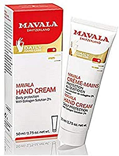 Mavala Hand Creme, feuchtigkeitsspend und schützend, für strapazierte Hände, 50 ml