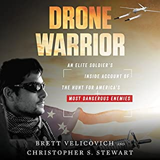 Drone Warrior cover art