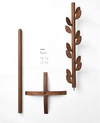 Amazon.com: Angels Home Perchero chino de madera maciza ...