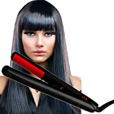 Isa Professional Flat Iron Hair Straightener Victorya...