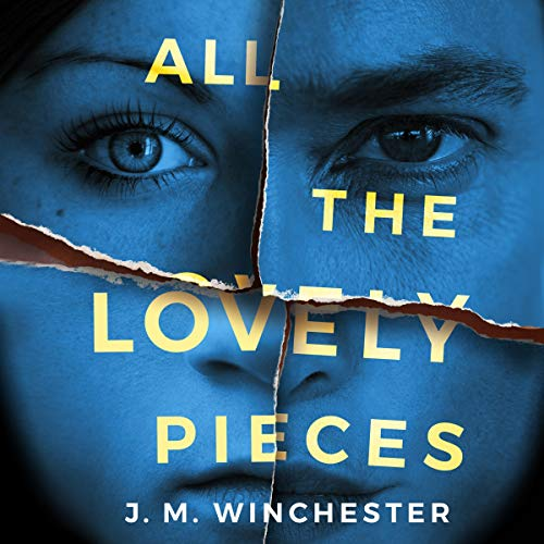 All the Lovely Pieces audiobook cover art