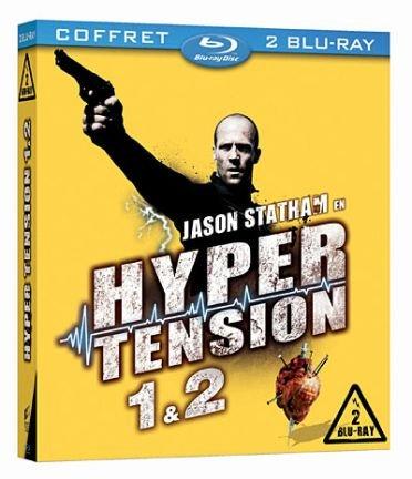 Hyper tension 1 & 2 [Francia] [Blu-ray]
