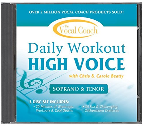 Vocal Coach: Daily Workout - High Voice