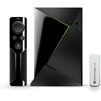 NVIDIA SHIELD TV Smart Home Edition | 4K HDR Streaming Media Player with SmartThings Link