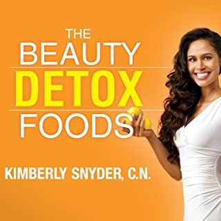 The Beauty Detox Foods audiobook cover art