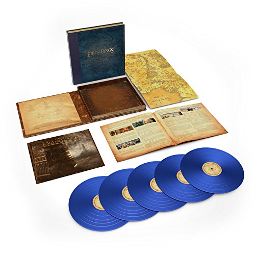 The Lord of the Rings:the Two Towers-Complete Reco [Vinyl LP]