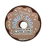 Donut Shop Chocolate Glazed Donut K-Cup Coffee (12 K-Cups) …