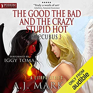 Page de couverture de The Good, the Bad, and the Crazy Stupid Hot