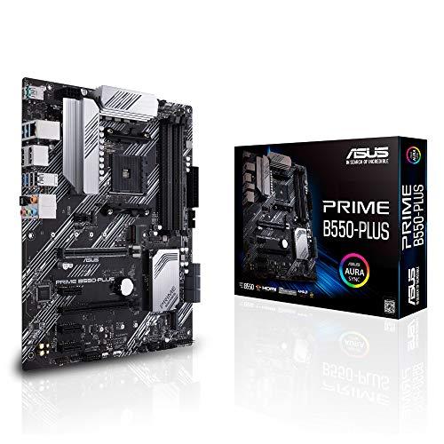 Asus Prime B550-Plus ATX Motherboard