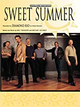 SWEET SUMMER recorded by DIAMOND RIO Original Sheet Music Edition
