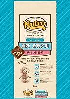 ナチュラルチョイス 避妊・去勢犬用 超小型犬~小型犬用 シニア犬用 チキン&玄米 6kg×2個セット