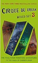 Cirque Du Freak Box 3 Set (Books 9-12)